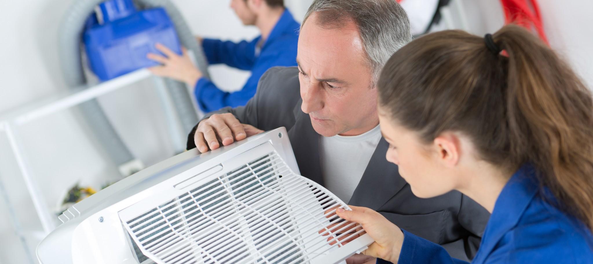 Nueva Escuela de Aprendices: Instalaciones térmicas en edificios